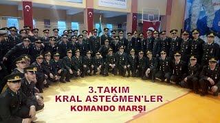 Eğirdir Dağ Komando Okulu 361.Dönem Asteğmen Komando Marşı