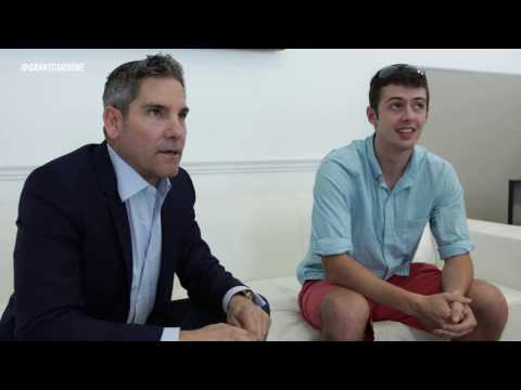 Grant Cardone Interviews a Job Candidate  - Subscribe and Co