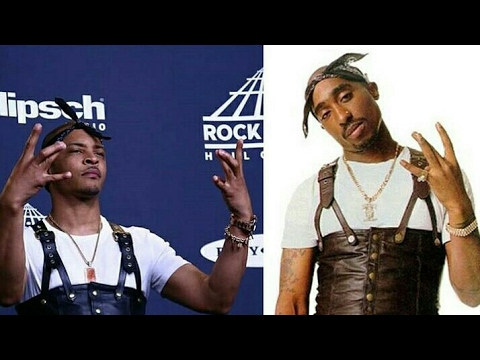T.I says FK the Haters 2pac is the G.O.A.T