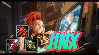 Jinx montage 44 - Best ADC Jinx Plays - Troll Or Afk