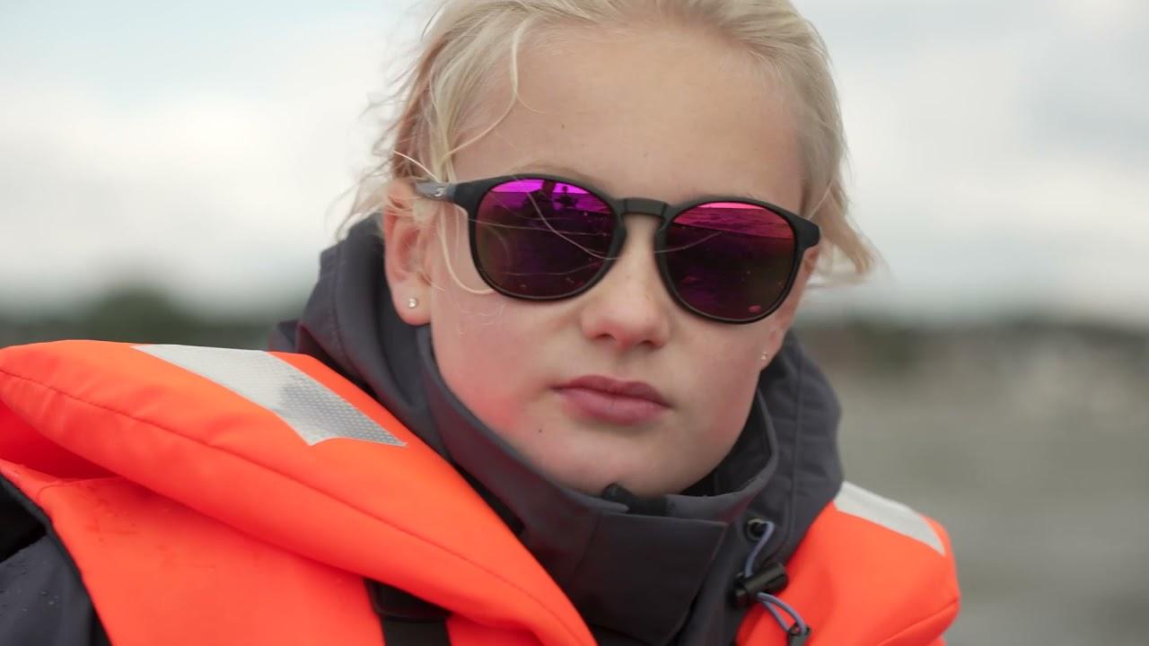 Kiel Week 2021 - Camp 24/7 Kids join Boris and Team Malizia sailing