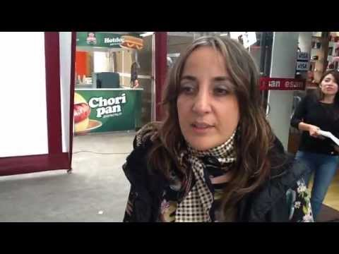 TechCamp Lima - Interview with Dolores Cortez of the International Organization for Migration