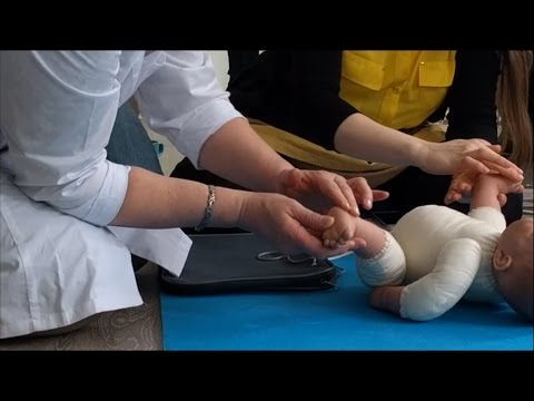 Детский массаж и ЛФК, массаж ребенку на дому в СПб, запись