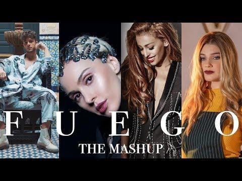 Eleni Foureira x Tamta x Luca Hänni x Michela - Fuego (Mashup)