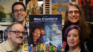 New Frontiers - GameNight! Se7 Ep2