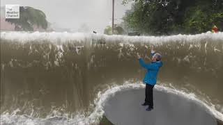 The Dangers of Storm Surge