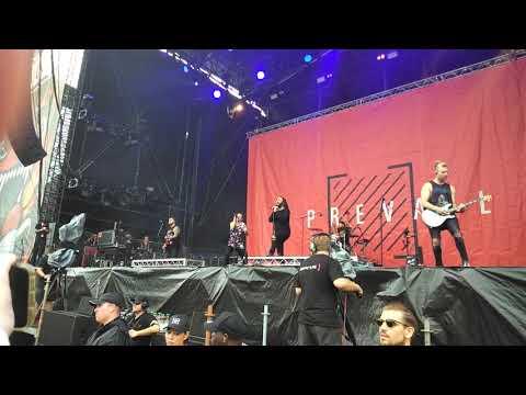 I Prevail - Breaking Down live @ Download Festival Sydney