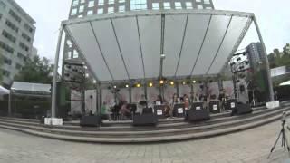 2015 定禅寺ジャズ フェス  Wild Swing Party [KD-4]