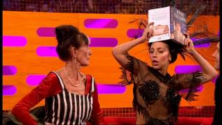 Lady GaGa - Interview/Chat (part 2) - Graham Norton Show - 8th November 2013