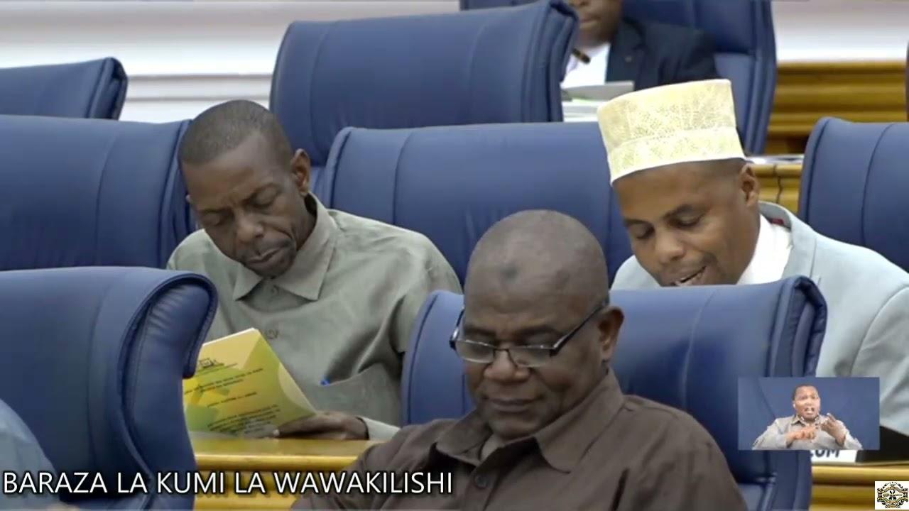 Download Baraza La Wawakilishi Zanzibar Hotuba ya Bajeti ya  SMZ  2021/2022  10/06/2021