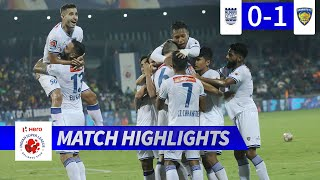 Mumbai City FC 0-1 Chennaiyin FC - Match 87 Highlights | Hero ISL 2019-20
