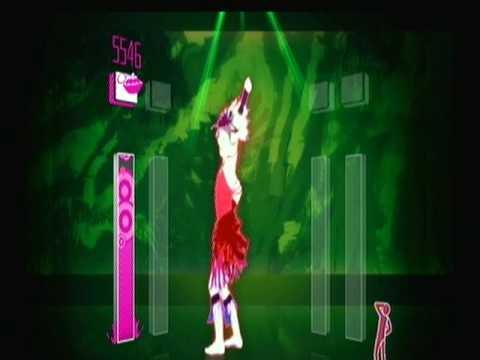 Wii - Just Dance - Jin Go Lo Ba - 15,000+ Score