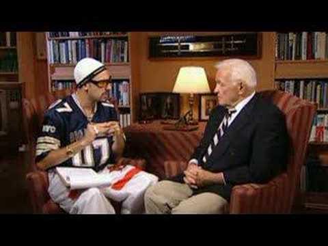 Ali G interviews Admiral Stansfield Turner
