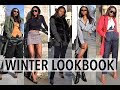 Winter Lookbook feat COS, ZARA, Hobbs & SheIn | Kuiya's Kloset