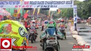 OZ Racing News - Unity TK Racing NHK Open RoadRace Championship 2015 KARAWANG