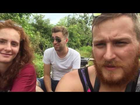 TRAVEL GUIDE CAMBODIA! ANGKOR, SIEM REAP TO PHNOM PENH! Travelling super cheap in cambodia