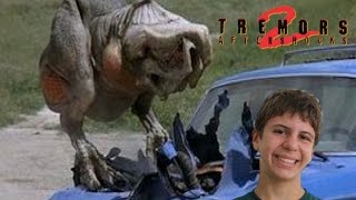 RECENSIONE FILM - Tremors 2: Aftershocks