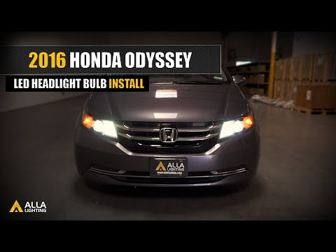 Replace | Upgrade 2011-2019 Honda Odyssey Low Beam Headlight Bulb?