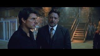 The Mummy 2017 Best Movie Scenes Dr. Jekyll Welcomes Nick To Prodigium