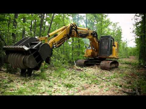 V&V Land Management - Shinn Systems Mulching Head