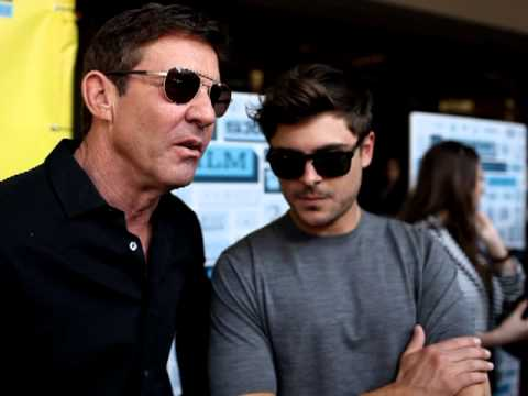 At Any Price - Zac Efron & Dennis Quaid on the red carpet at SXSW