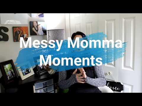 Messy Momma Family Organization Binder