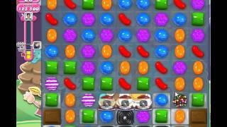 Candy crush saga level 1343 No booster, 3 Stars
