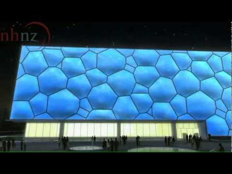 Megastructures: Beijing Water Cube
