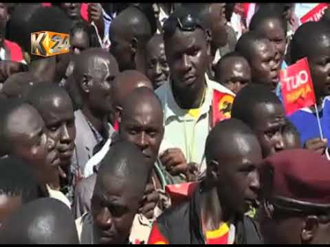 Kenyatta defends proposed amendments to electoral laws