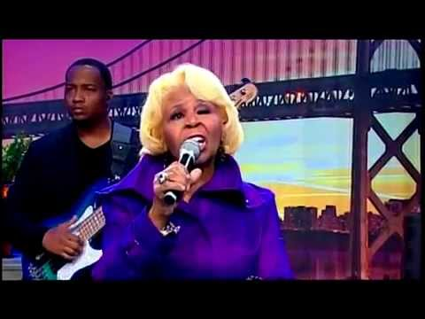 "Vanessa Bell Armstrong Singing Her Song Off The Sitcom ""Amen"""