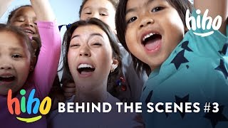 Behind The Scenes At HiHo | HiHo Kids