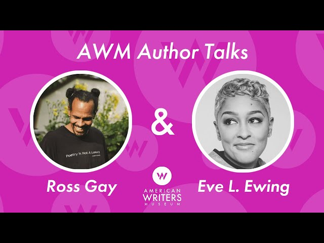 A conversation between poets Ross Gay and Eve L. Ewing