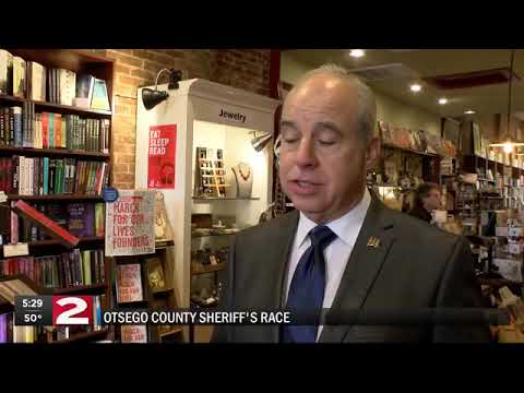 Otsego County Sheriff's race