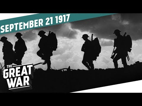 British Advance At Passchendaele I THE GREAT WAR Week 165