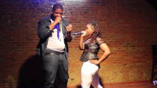 Big Sixx The Sarge Feat Lady Jai - Twerk (Live)