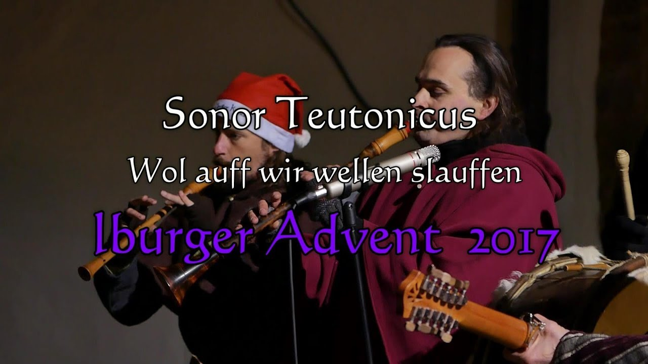 Weihnachtsmarkt Bad Iburg.Sonor Teutonicus Wol Auff Wir Wellen Slauffen Weihnachtsmarkt 2017 Bad Iburg Osnabrücker Lan