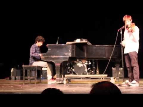 Lady Gaga Medley at LJHS Talent Show 2012