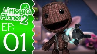 Little Big Planet 2 - Episode 1