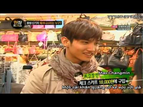 [YYksubteam] [Vietsub ]110414 tvN Taxi - TVXQ_(4/4)