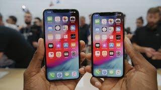 iPhone Xs & Xs MAX | الجديد في 8 دقائق