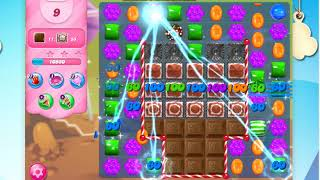 Candy Crush Saga Level 3491 -16 Moves- No Boosters