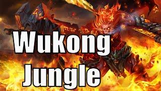 League of Legends - Volcanic Wukong - Jungle - IM BACK