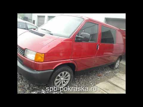 Изготовление и замена порогов Volkswagen Transporter T4