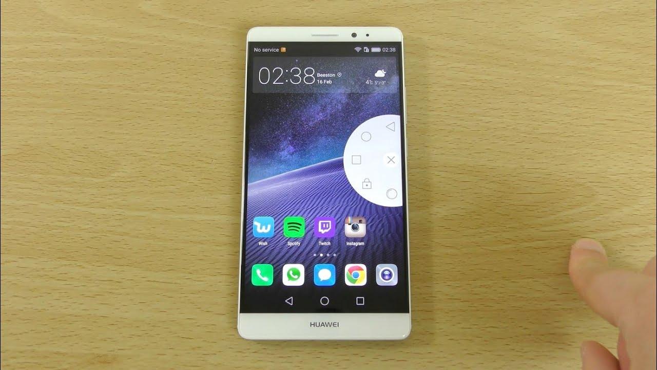 40 Huawei Mate 8 Tips Tricks