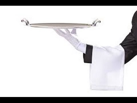 How to Get a Job as a Restaurant Server - YouTube