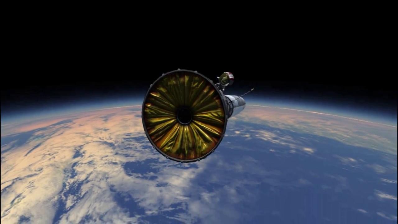 Gemini 10 Kerbal Space Program Rss Ro Youtube