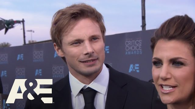 Super Bradley James on the Red Carpet | 2016 Critics' Choice Awards  OC85