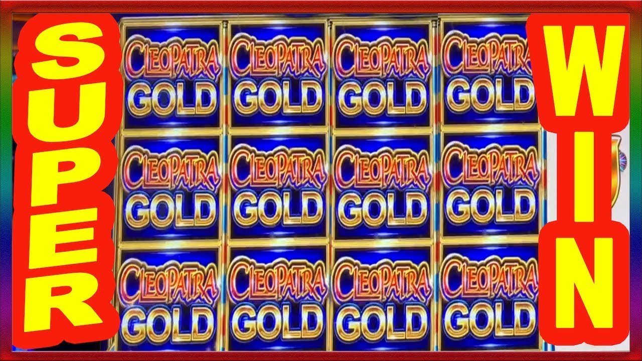 Super Big Win Cleopatra Gold New Game Slot Lover Youtube