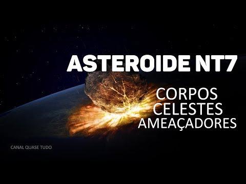 🔴 ASTEROIDE 2002 NT7 - O QUE DEVEMOS SABER SOBRE ESTE CORPO CELESTE thumbnail