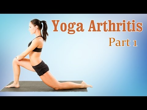 Yoga For Arthritis   Joint Pain Relief   Therapy, Exercise, Workout   Part 1
